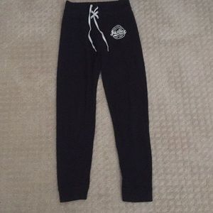 Justice Bottoms - Black joggers
